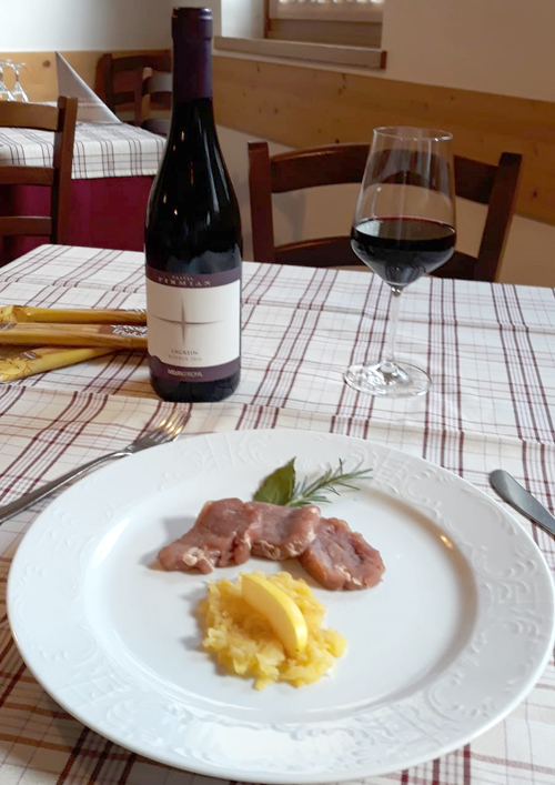 filetto maialino Ciuiga 2019